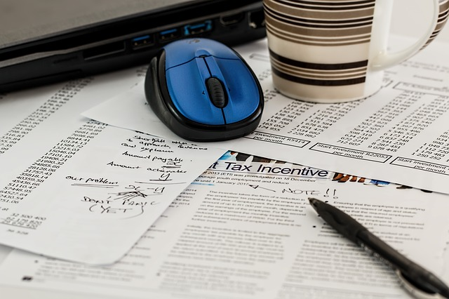 tax papers_FTC Attorney
