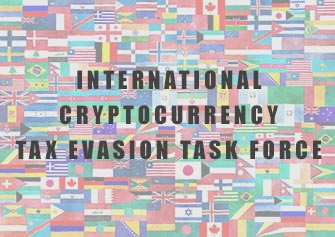 Crypto Tax Law: International Evasion Task Force