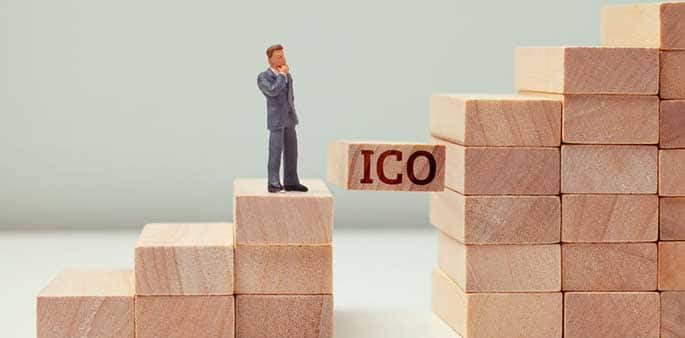 Picture to accompany article about ICOs suing law firms for bad SEC advice