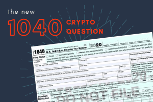 Patent for cryptocurrency tax itemizer