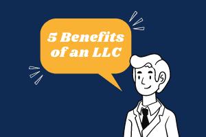 Top 5 Advantages of an LLC - Should You Form an LLC?