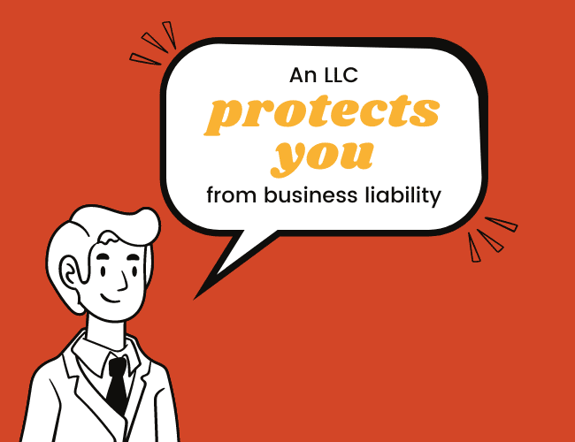 LLC Advantage #1: Protection of Your Personal Assets from Business Liability
