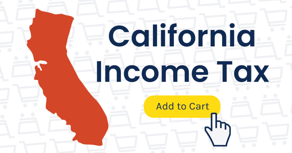 California Income Tax Notices for Amazon Sellers - California Hunting for Income Tax from Out of State Sellers