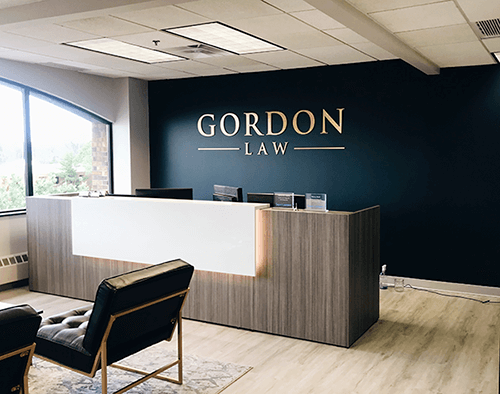 Gordon Law Group Office in Northfield, Illinois