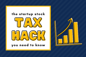 IRS 83(b) Election - Startup Stock Tax Savings